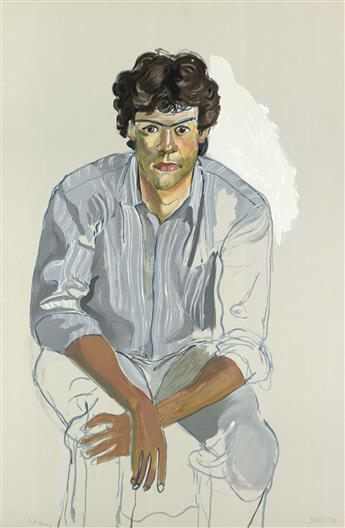 ALICE NEEL The Youth.