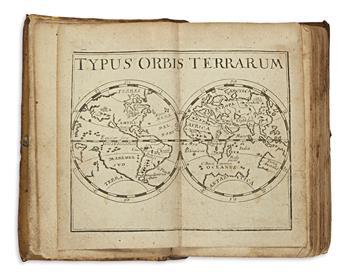DU VAL, PIERRE. Geographiae Universalis Pars Prior.