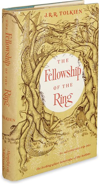 TOLKIEN, J.R.R. [The Lord of the Rings.] The Fellowship of the Ring * The Two Towers * The Return of the King.