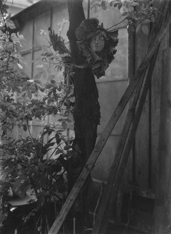 JOSEF SUDEK (1896-1976) Summer in my garden.