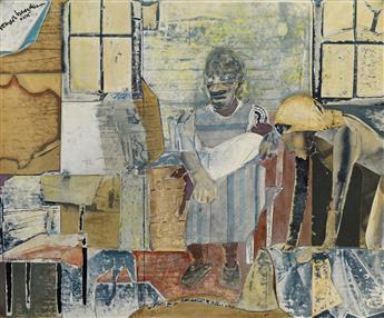 ROMARE BEARDEN (1911 - 1988) Carolina Interior.