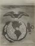 MOLE, ARTHUR (1889-1983) & THOMAS, JOHN D. (Active 1910s-20s) Living Emblem of the United States Marines, 100 Officers & 9000 Enlisted