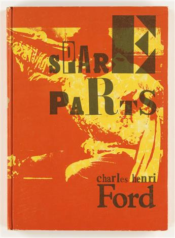 (POP ART.) Ford, Charles Henri. Spare Parts.
