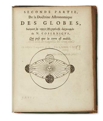 BLAEU, WILLEM. Institution Astronomique de lUsage des Globes et Spheres Celestes et Terrestres.