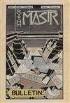 KERRY JAMES MARSHALL (1955 - ) Three issues of Rythm Mastr.