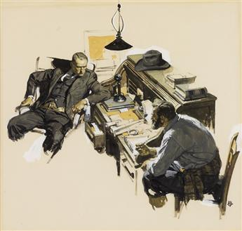 SAUL TEPPER. The Spoilers.