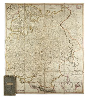 FADEN, WILLIAM. The Russian Dominions in Europe,
