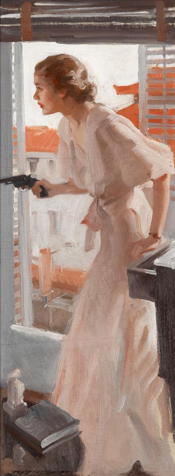 PRUETT CARTER. You! The man I danced with!