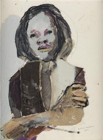 BENNY ANDREWS (1930 - 2006) April.