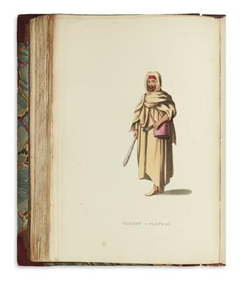 (COSTUME.) Alexander, William. Picturesque Representations of the Dress and Manners of the Turks.