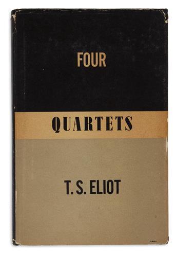 ELIOT, T.S. Four Quartets.