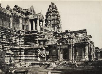 (ARCHITECTURE / CAMBODIA / ANGKOR WAT). Le Temple dAngkor Vat.