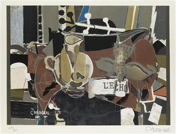 GEORGES BRAQUE (after) LEcho