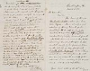 HALL, CHARLES F. Autograph Letter Signed, to Arctic philanthropist Henry Grinnell,