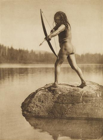 EDWARD S. CURTIS (1868-1952) The North American Indian, Portfolio XI [Nootka and Haida].