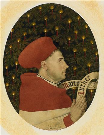 GENNADY SPIRIN. Martin Luther.