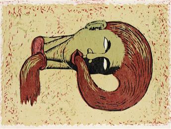 ALISON SAAR (1956 - ) Conked.
