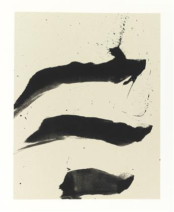 ROBERT MOTHERWELL Octavio Paz, Three Poems.