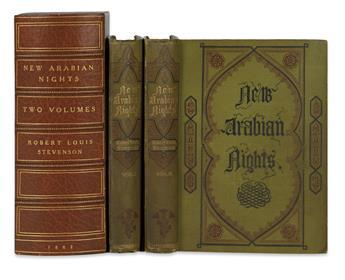 STEVENSON, ROBERT LOUIS. New Arabian Nights.