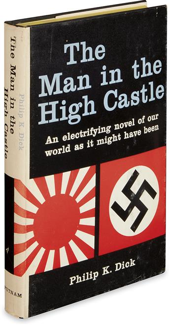 DICK, PHILIP K. The Man in the High Castle.