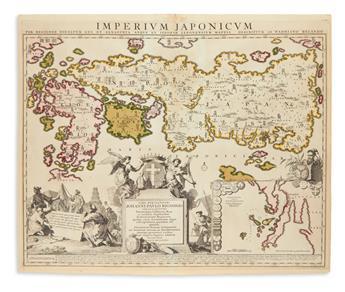 (JAPAN.) Reland, Adrian. Imperium Japonicum.