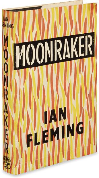 FLEMING, IAN. Moonraker.