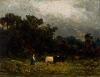 EDWARD MITCHELL BANNISTER (1828-1901) Untitled.