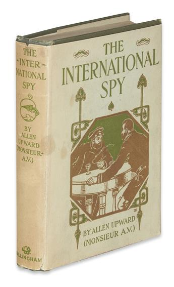 UPWARD, ALLEN. The International Spy.