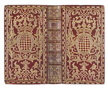 ALMANAC.  Almanach Historique et Géographique de la Picardie. Année 1759.  [1758?]