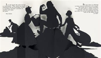 KARA WALKER Freedom, a Fable: A Curious Interpretation of the Wit of a Negress in Troubled Times.