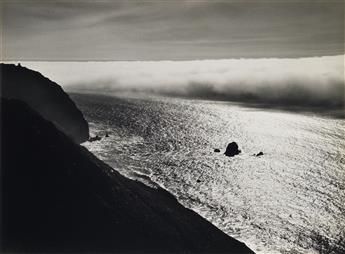 MINOR WHITE (1908-1976) Fog Bank, San Mateo County, California from Song Without Words.