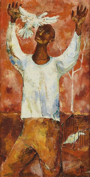 ELLIS WILSON (1899 - 1977) Hope.