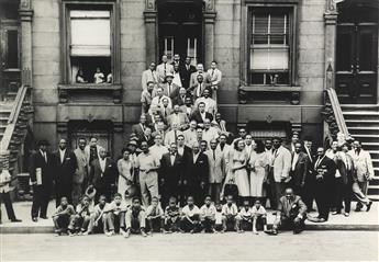 ART KANE (1925-1995) A Great Day in Harlem.