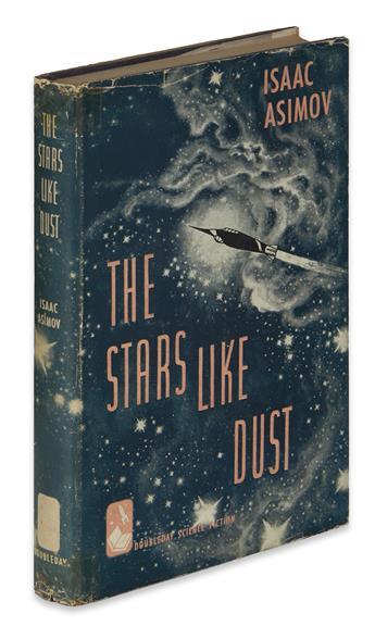 ASIMOV, ISAAC. The Stars, Like Dust.