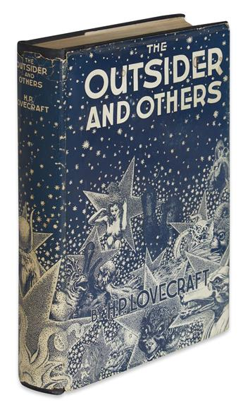 LOVECRAFT, H.P. The Outsider and Others.
