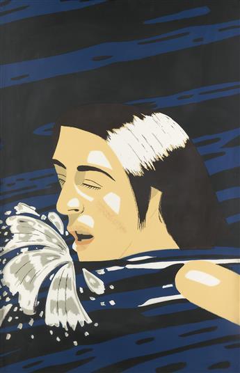 ALEX KATZ Olympic Swimmer.