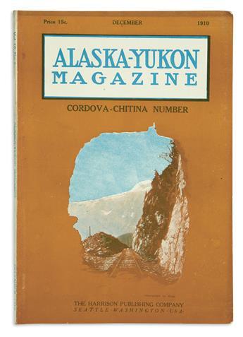 (ALASKA.) Alaska-Yukon Magazine.