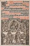 AURELIUS, CORNELIUS. Die Cronycke van Hollandt, Zeelandt, en Vrieslant.  1517.  Lacks the world map and the 4-leaf index.