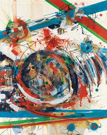 SAM MIDDLETON (1927 - 2015) Untitled.