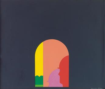 MALCOLM BAILEY (1947 - 2011) Arch Series #1.