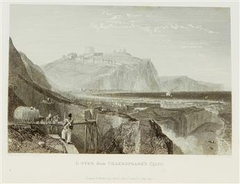 TURNER, J.M.W. Picturesque Views on the Southern Coast of England