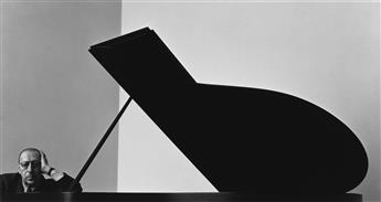 ARNOLD NEWMAN (1918-2006) Igor Stravinsky.