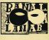 ALEXEY BRODOVITCH (1898-1971) BAL BANAL. 1924. 19x24 inches.