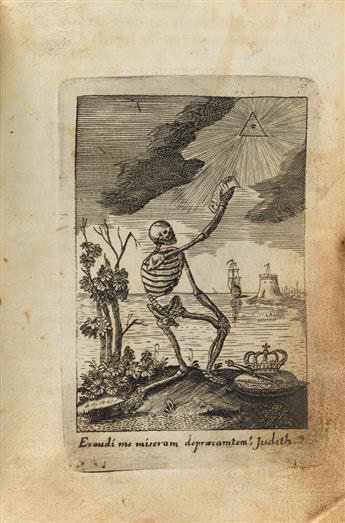 (MEXICO.) Bolaños, Joaquin. La portentosa vida de la muerte, emperatriz de los sepulcros, vengadora de los agravios del altisimo,