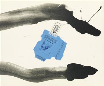MOTHERWELL, ROBERT / CONTEMPORARY ART. Robert Motherwell: Selected Prints 1961-1974.