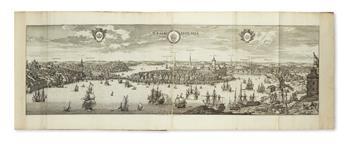 DAHLBERG, ERIK. Suecia Antiqua et Hodierna.