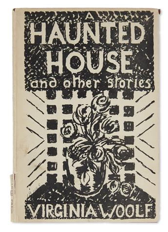 WOOLF, VIRGINIA. A Haunted House and Other Stories.