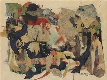 SAM MIDDLETON (1927 - 2015) Sunken Meadow.