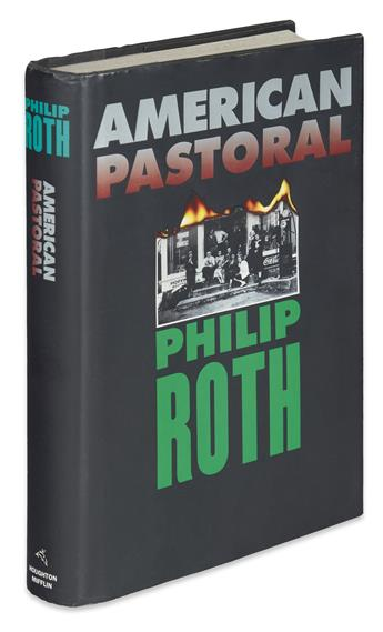 ROTH, PHILIP. American Pastoral.