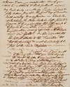 American Revolution. SUMTER, THOMAS. Autograph Letter Signed,